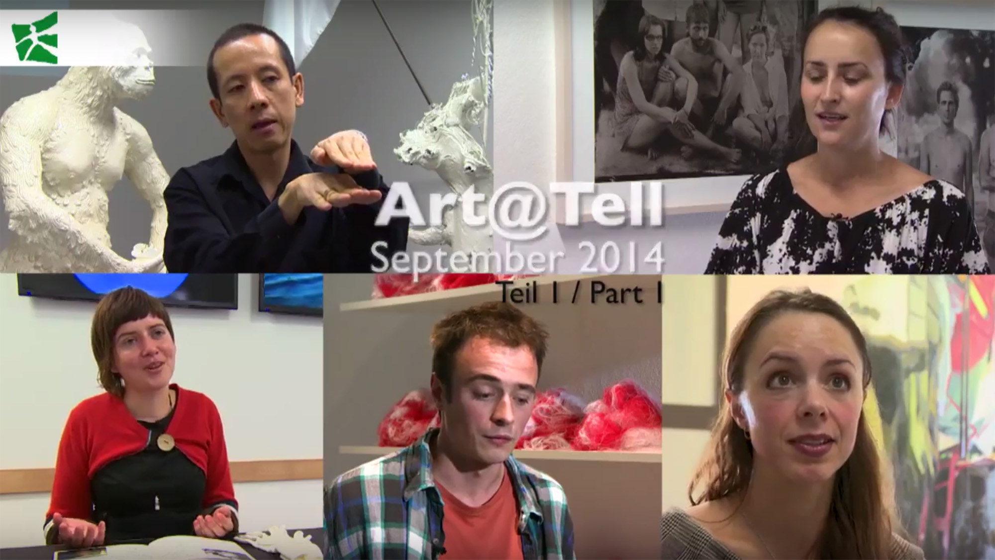 art at tell, video 2014 part 1